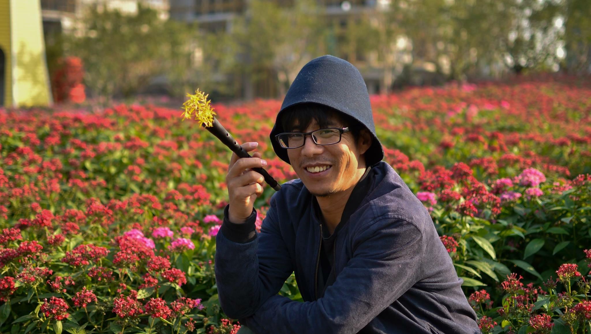 Moxi Zizhi on smile
